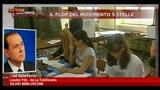 Berlusconi: sosteniamo con forza il governo