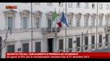 31/05/2013 - Incentivi fiscali, CDM aumenta e proroga gli ecobonus