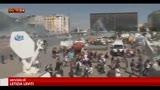 Turchia, Istanbul in rivolta: oltre 100 feriti e 60 arresti