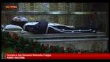 Da oggi ostensione permanente di San Pio