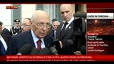 03/06/2013 - Riforme, in Quirinale con Letta. Napolitano in pressing
