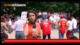 05/06/2013 - Turchia, i manifestanti chiedono le dimissioni di Erdogan