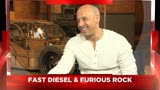 07/06/2013 - Sky Cine News: Fast & Furious 6 voce a Vin Diesel e The Rock