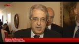 08/06/2013 - Saccomanni: da crisi si esce con insieme di misure meditate
