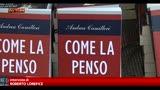 """09/06/2013 - Andrea Camilleri presenta """"Come la penso"""", il nuovo libro"""