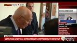 """Napolitano: """"Astensionismo? Valutare meglio i dati finali"""""""