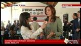 Amministrative Roma, parla Barbara Saltamartini