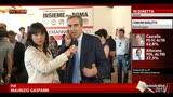 Amministrative Roma, parla Maurizio Gasparri
