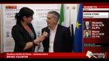 Amministrative Siena, parla Bruno Valentini