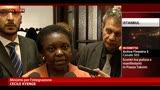 Immigrati, Kyenge:su ius soli importante condivisione scelta