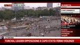 12/06/2013 - Turchia, oggi incontro tra Ergodan e manifestanti