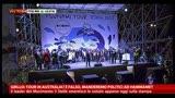 M5s, Grillo: manderemo politici ad Hammamet