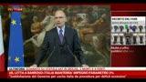 15/06/2013 - UE, Letta a Barroso: Italia manterrà impegno parametro 3%