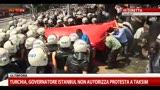 16/06/2013 - Turchia,governatore Istanbul non autorizza protesta a Taksim