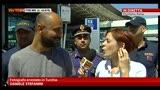 18/06/2013 - Turchia, Daniele Stefanini è rientrato a Roma