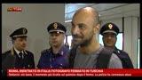18/06/2013 - Roma, rientrato in Italia fotografo fermato in Turchia