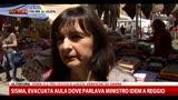 21/06/2013 - Sisma, le testimonianze di chi era con il ministro Idem