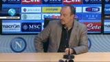 """21/06/2013 - Benitez pazzo di Napoli: """"Da oggi mi chiamo Rafè"""""""