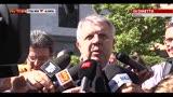 24/06/2013 - Processo Ruby, parla difensore Berlusconi, avv. Piero Longo