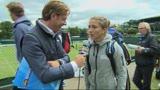 24/06/2013 - Serena Errani, il pre-Wimbledon