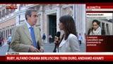 24/06/2013 - Sentenza Ruby, il commento di Maurizio Gasparri