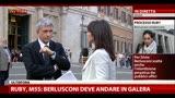 """24/06/2013 - Sentenza Ruby, Vendola: """"Berlusconi liberi il campo"""""""