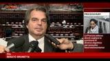 24/06/2013 - Sentenza Ruby, il commento di Renato Brunetta