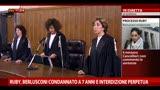 24/06/2013 - Berlusconi condannato, il commento di Vittorio Feltri