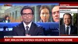 24/06/2013 - Sentenza Ruby, il commento di Giorgio Mulè