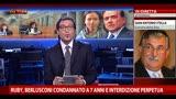 24/06/2013 - Sentenza Ruby, il commento di Gian Antonio Stella