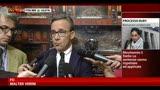 25/06/2013 - Ruby, Verini: non può e non deve incidere sul governo
