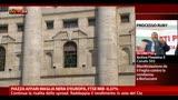 25/06/2013 - Piazza Affari maglia nera d'Europa, FTSE MIB -0,37%