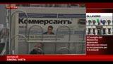 """26/06/2013 - La """"Talpa"""" Snowden resta in zona transiti aeroporto di Mosca"""