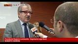 Maroni: a settembre maggioranza salterà, al voto a Natale