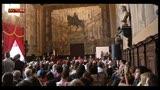 """29/06/2013 - Mafia, Saviano: """"Economie di Paesi interi colonizzate"""""""