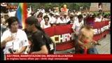 30/06/2013 - Gay Pride, manifestazioni dal Messico alla Russia