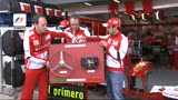 30/06/2013 - GP Silverstone, la Ferrari ricorda Gonzalez