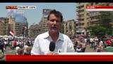 03/07/2013 - Egitto El Baradei sta incontrando capo dell'esercito Sisi