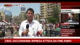 03/07/2013 - Egitto, i militari: pronti a sacrificio per il popolo
