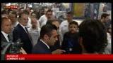 09/07/2013 - Fiat, Marchionne: disponibile ad incontrare Fiom