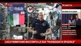 Luca Parmitano racconta la sua passeggiata spaziale