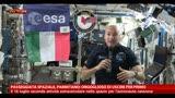 Passeggiata spaziale, Parmitano: l'onore di uscire per primo