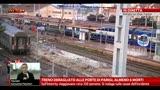 Treno deragliato alle porte di Parigi, 6 vittime accertate