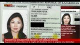 Caso Shalabayeva, avvocato: dipende tutto da Kazakistan