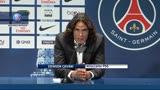 """Psg, Cavani: """"Grazie Napoli. Sono a Parigi per vincere"""""""
