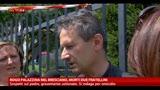 Brescia, rogo palazzina: sospetti sul padre