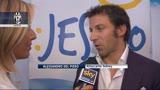 """La """"benedizione"""" di Del Piero: """"Tevez porti la 10 con amore"""""""