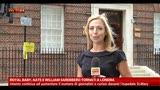 20/07/2013 - Royal Baby, Kate e William sarebbero tornati da Londra