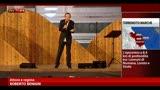 21/07/2013 - Benigni: governo aiuta leader centrodestra, è vero Renzi?