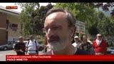 21/07/2013 - No Tav, corteo pacifico manifesta davanti il cantiere